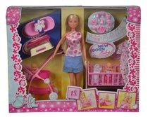 Кукла STEFFI 5730861 с новорожденным - STEFFI