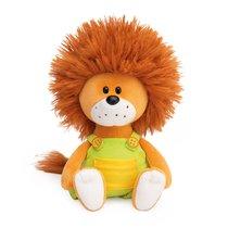 Мягкая игрушка BUDI BASA SA15-40 Львёнок Лью в комбинезоне - Буди Баса