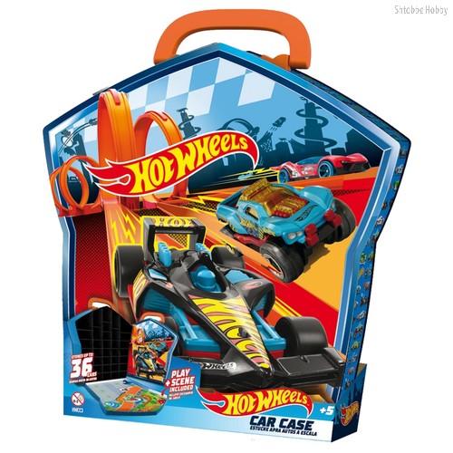 Кейс для хранения HOT WHEELS HWCC3 36 машинок - Mattel