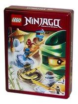 Комплект книг LEGO TIN-6703B Ninjago 3 шт. - Lego