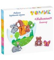 Балансир ТОМИК 1-11 Животные - Томик