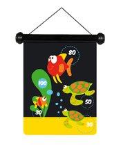 Магнитный дартс SCRATCH 6182011 Морская жизнь - Scratch