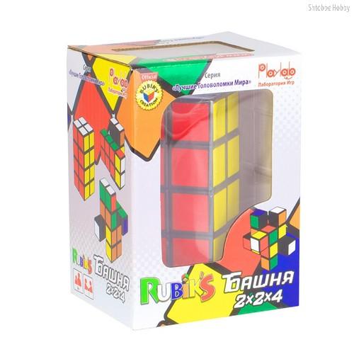 "Головоломка ""Башня Рубика"" 2x2x4 (Rubik's Tower) - Рубикс"