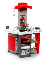 Игровой набор SMOBY 312203 кухня Tefal Opencook красная, 24 пр. - Smoby