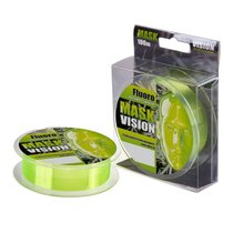 Леска Akkoi Mask Vision 0,515мм 100м флуоресцентный MVI100/0.515 - Akkoi