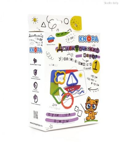 Обучающий набор KNOPA 82023 Уровень 1 - Knopa