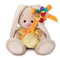 Мягкая игрушка BUDI BASA SidX-372 Зайка Ми в платье с семицветиком 15 см - Буди Баса