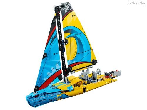 Конструктор Technic Гоночная яхта - Lego