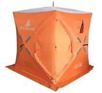 Зимняя палатка куб Woodland Ice Fish 2 New - Woodland