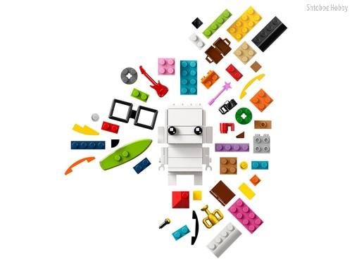 Конструктор BrickHeadz Go Brick Me - Lego