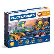 Конструктор Basic Set 150 деталей - Clicformers