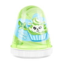 Слайм MONSTER'S SLIME FL012 Fluffy Мята зеленый - Monster's Slime