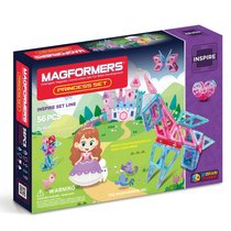 Магнитный конструктор Magformers Princess Set - Magformers