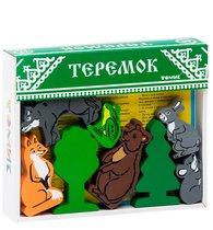 Набор ТОМИК 4534-3 Сказка Теремок - Томик