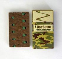 Спички BOYSCOUT Вулкан 60 мм (10 шт.) 61034 - Boyscout
