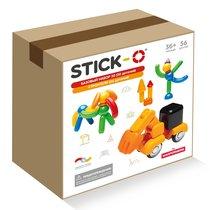 Конструктор STICK-O 901094 Большая стройка - Stick-o