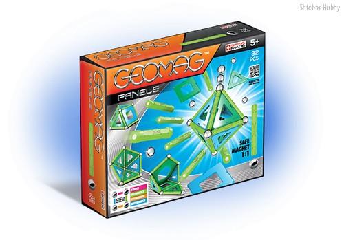 Магнитный конструктор GEOMAG 460 Panels 32 детали - Geomag