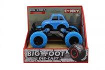 Машина пластиковая FUNKY TOYS FT61072 die-cast, инерционная, синяя, 1:46 - Funky Toys