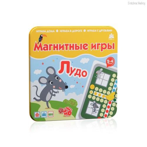 Магнитная игра БУМБАРАМ IM-1004 Лудо - Бумбарам