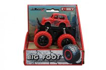Машина пластиковая FUNKY TOYS 60001 инерционная красная 4*4 - Funky Toys