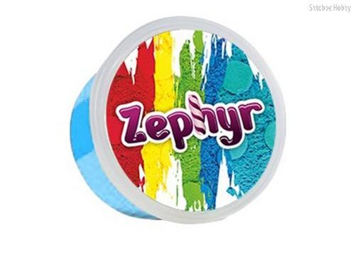 Масса для лепки Голубая - ZEPHYR