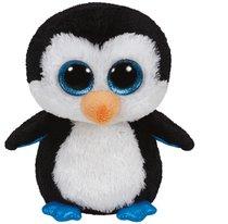 Мягкая игрушка TY 36008 пингвин Водлз 15 см - TY