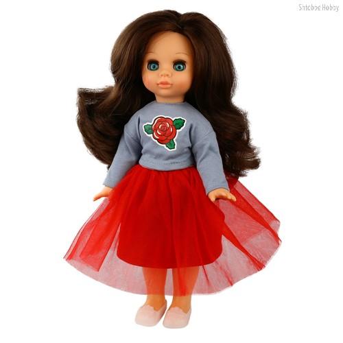 Кукла ВЕСНА В3711 Эля модница 2 - Весна
