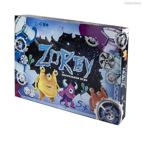Настольная игра STRATEG 30307 Zorby - Strateg