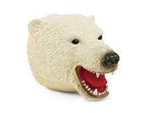 Игрушка NEW CANNA Х306 Рукозавр Белый медведь - New Canna