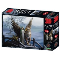 Стерео пазл PRIME 3D 10322 Царство спокойствия - Prime 3d