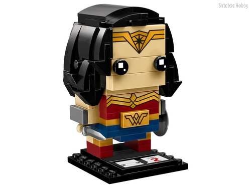 Конструктор BrickHeadz Чудо-женщина - Lego