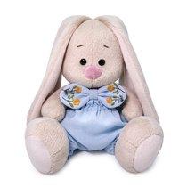 Мягкая игрушка BUDI BASA SidX-374 Зайка Ми в голубых шортах с бантом 15 см - Буди Баса