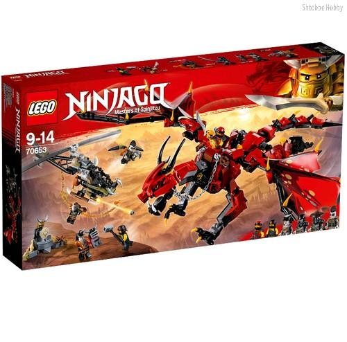 Конструктор Ninjago Первый страж - Lego