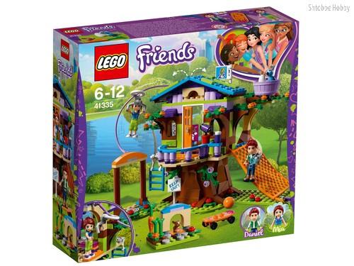 Конструктор LEGO 41335 Friends Домик Мии на дереве - Lego