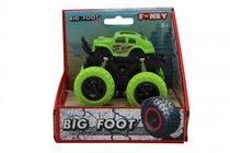 Машина пластиковая FUNKY TOYS 60003 инерционная зелёная 4*4 - Funky Toys