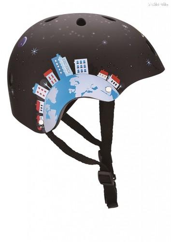 Шлем PRINTED JUNIOR, XS/S - Globber