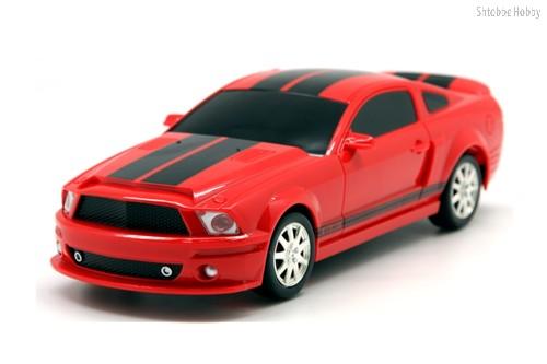 Машина металлическая BALBI RCS-2001 B Гоночная 1:20 красно-черная - Balbi