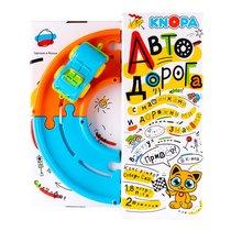 Игровой набор KNOPA 86201 Автодорога 1,8 м с машинками