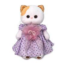 Мягкая игрушка BUDI BASA LK27-056 Ли-Ли в нежно-сиреневом платье 27 см - Буди Баса