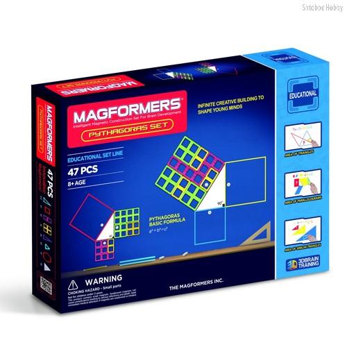 Магнитный конструктор Magformers Пифагор - Magformers