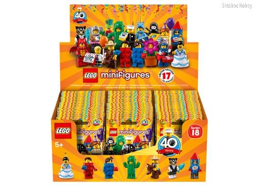 Игрушка Минифигурки Юбилейная серия - Lego