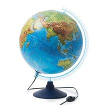 Глобус GLOBEN INT13200290 Интерактивный физико-политический с подсветкой рельефный 320 с очками VR - Globen