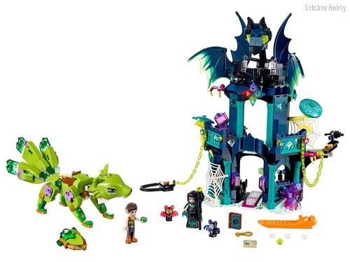 Конструктор Elves Побег из башни Ноктуры - Lego
