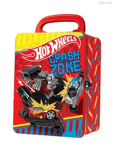 Кейс для хранения HOT WHEELS HWCC2светло-красный 18 машинок - Mattel
