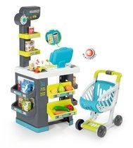 Игровой набор SMOBY 350212 супермаркет City Market с тележкой - smoby