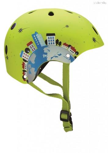 Шлем PRINTED JUNIOR, XXS/XS - Globber