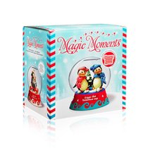 Набор для творчества MAGIC MOMENTS mm-8 Волшебный шар Пингвины - Magic Moments