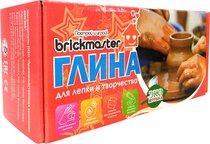 Глина для детского творчества «БрикМастер», 1000 г - Brickmaster