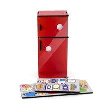 Сортер WOODLANDTOYS 133204 Холодильник, красный - WOODLAND