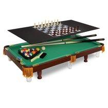 Настольная игра FORTUNA 07736 Бильярдный стол Пул 3фт 4 в 1 - Fortuna